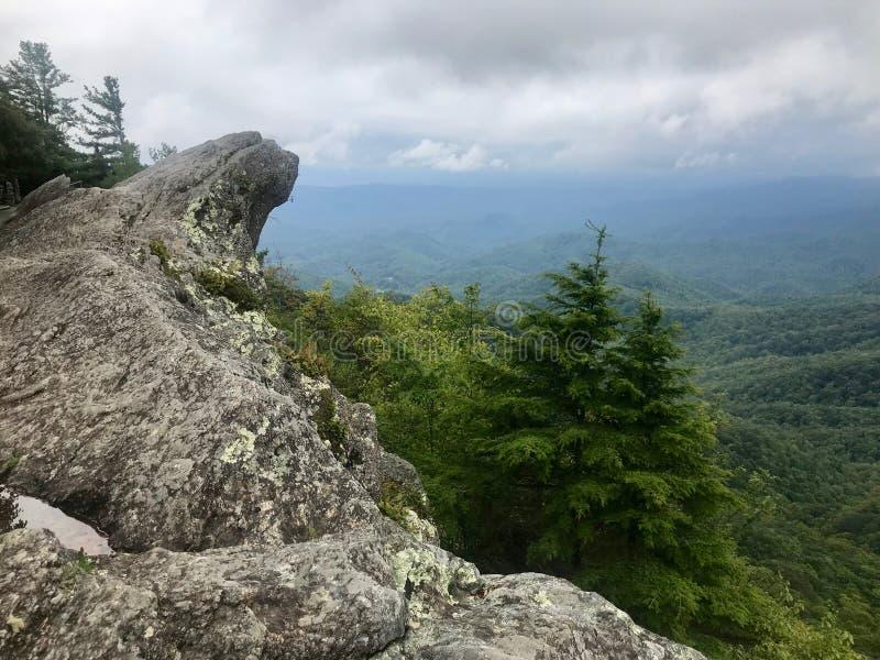 Ο Μαγευτικός Βράχος στοκ φωτογραφία