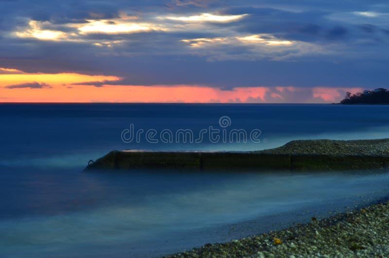 Ο μαγικός της θάλασσας στοκ εικόνα