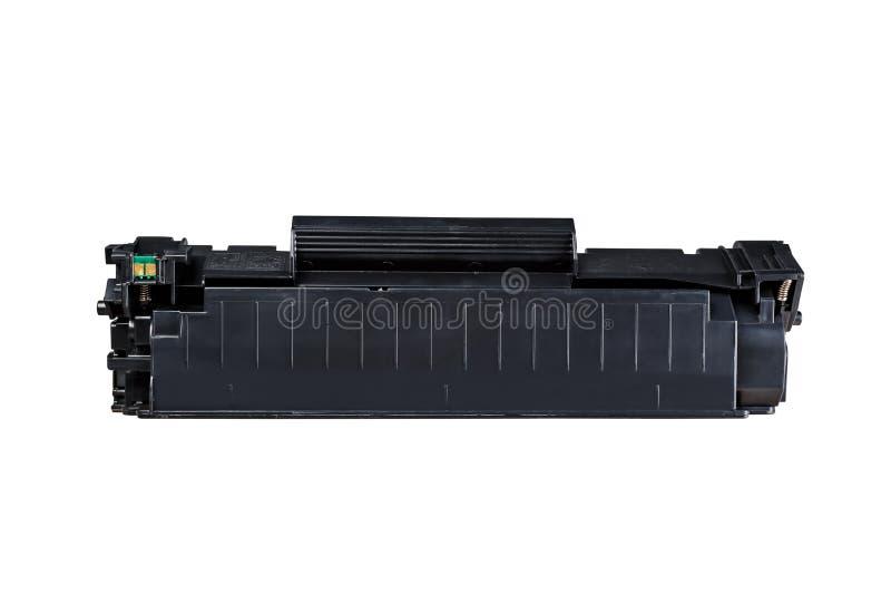 Ο Μαύρος δοχείων του εκτυπωτή στοκ εικόνα