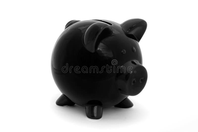 ο Μαύρος τραπεζών απομόνωσ στοκ εικόνες