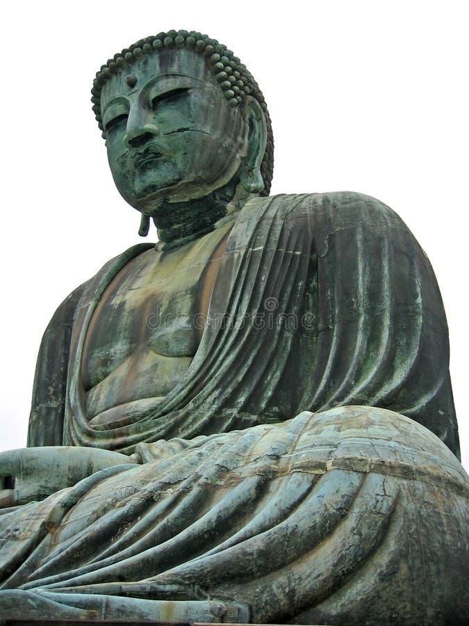ο μεγάλος Βούδας Ιαπωνία στοκ φωτογραφία με δικαίωμα ελεύθερης χρήσης