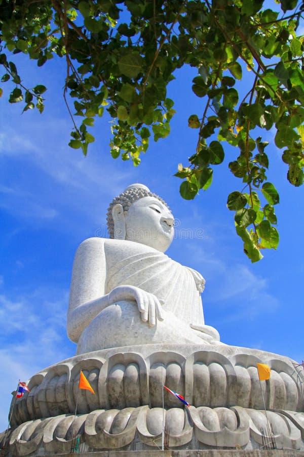 ο μεγάλος Βούδας phuket στοκ φωτογραφία με δικαίωμα ελεύθερης χρήσης