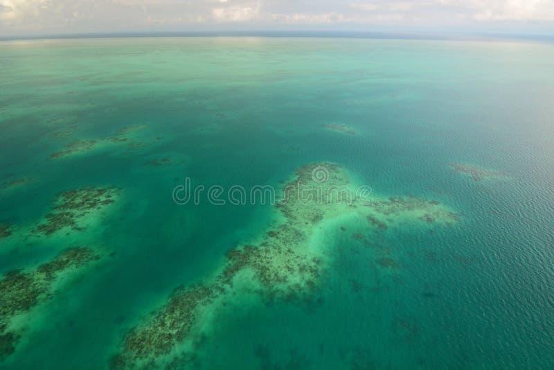 Ο μεγάλος σκόπελος εμποδίων ( Λιμένας Ντάγκλας Queensland Αυστραλία στοκ φωτογραφία