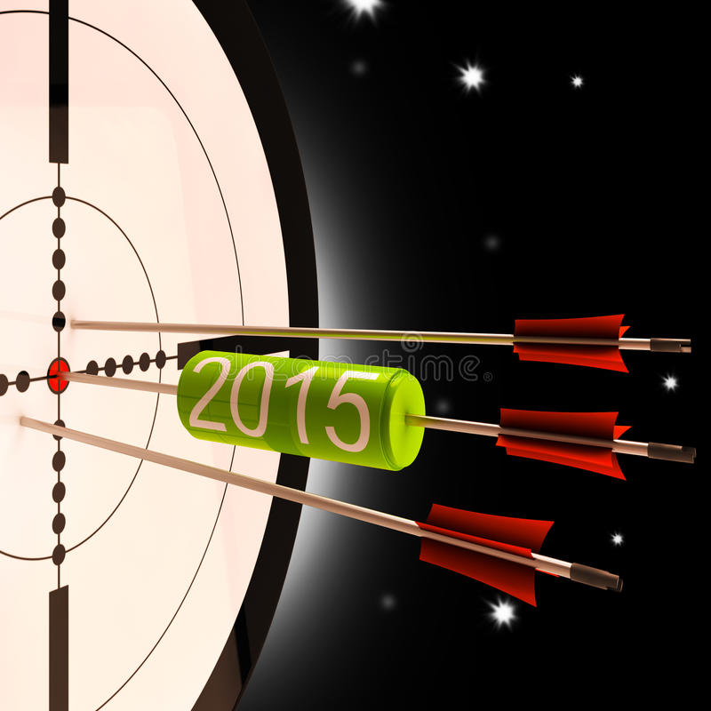 2015 ο μελλοντικός στόχος προβολής παρουσιάζει προς τα εμπρός - προγραμματίζοντας απεικόνιση αποθεμάτων