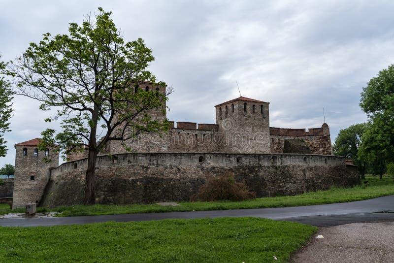 Ο μπαμπάς Vida είναι ένα μεσαιωνικό φρούριο σε Vidin στη βορειοδυτική Βουλγαρία και πόλης αρχικό ορόσημο στοκ εικόνες με δικαίωμα ελεύθερης χρήσης