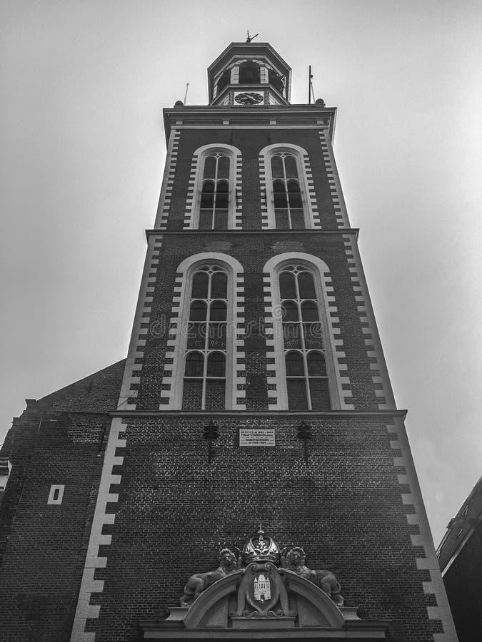 Ο νέος πύργος Nieuwe Kampen στοκ φωτογραφίες με δικαίωμα ελεύθερης χρήσης