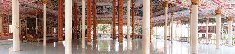 Ο ναός του Λάος στοκ φωτογραφία με δικαίωμα ελεύθερης χρήσης