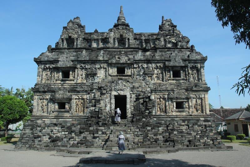 Ο ναός του Σάρι σε Yogyakarta Ινδονησία στοκ φωτογραφία