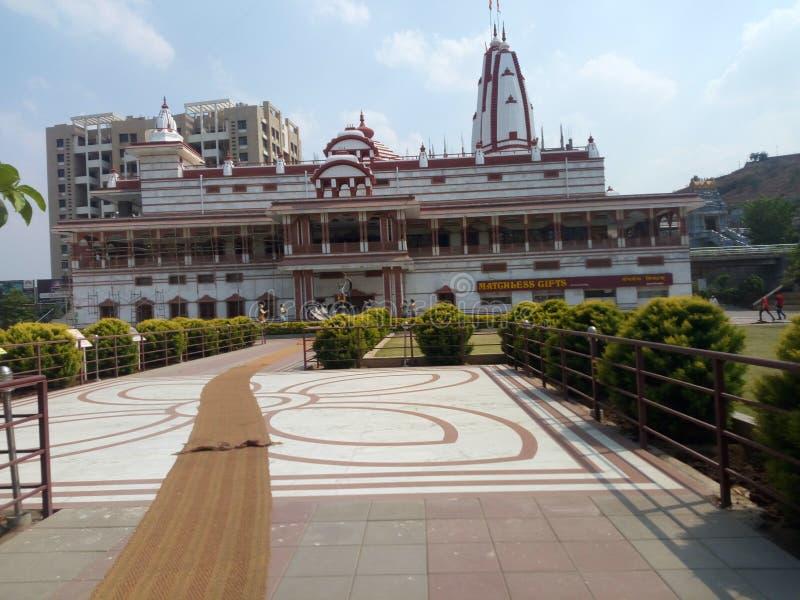 Ο ναός στοκ εικόνα με δικαίωμα ελεύθερης χρήσης