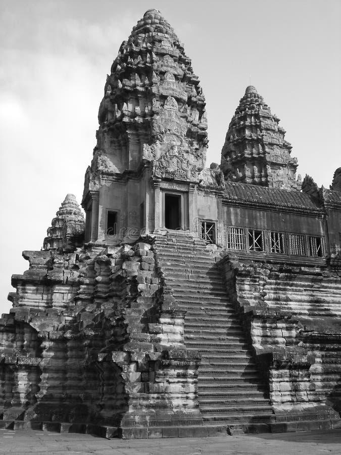 Download Ο ναός Angkor, Siem συγκεντρώνει, Καμπότζη Στοκ Εικόνες - εικόνα από καλλιέργεια, ιστορικός: 525784