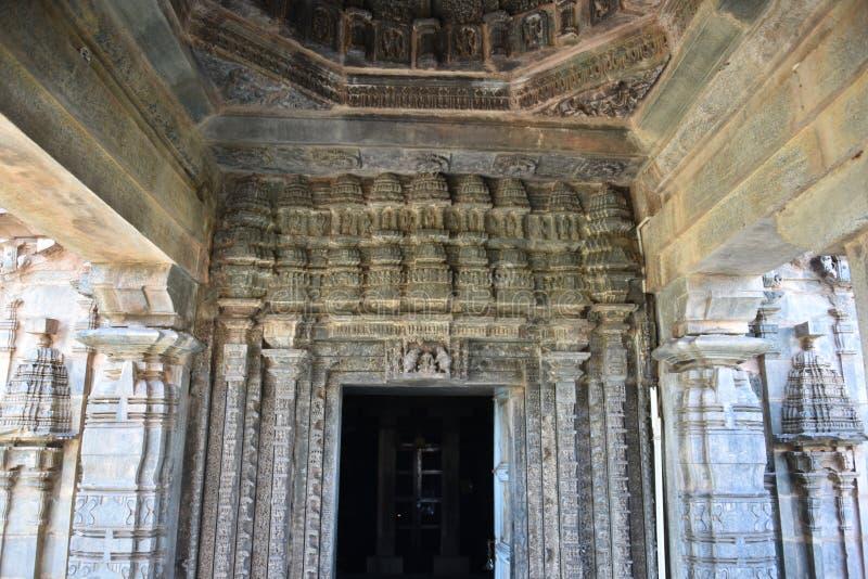 Ο ναός Mahadeva, δυτικό Chalukya, Itagi, Koppal, Karnataka στοκ εικόνες με δικαίωμα ελεύθερης χρήσης