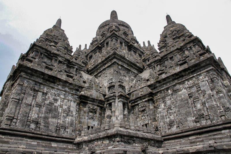 Ο ναός Sewu είναι βουδιστικός ναός σε Yogyakarta, Ινδονησία στοκ εικόνες με δικαίωμα ελεύθερης χρήσης