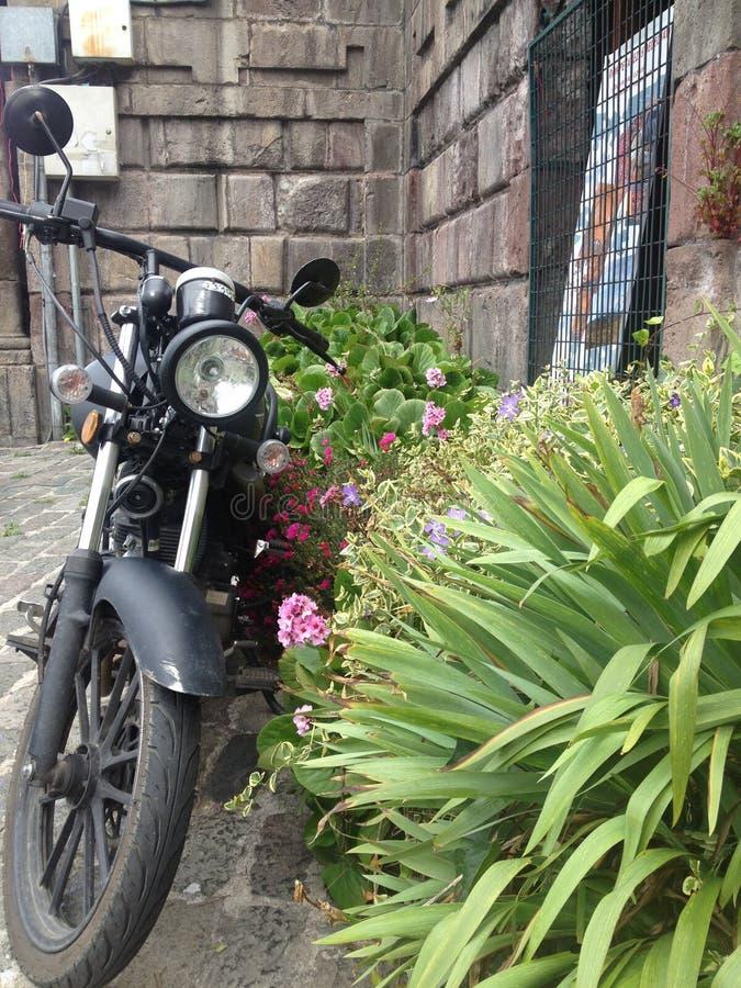 Οδοί του Ισημερινού στοκ φωτογραφία με δικαίωμα ελεύθερης χρήσης