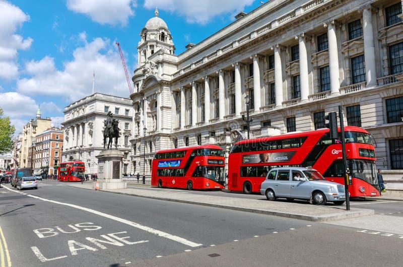 οδοί του Λονδίνου στοκ εικόνα