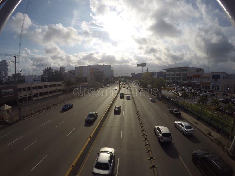 Οδοί του Domingo Santo στοκ φωτογραφίες