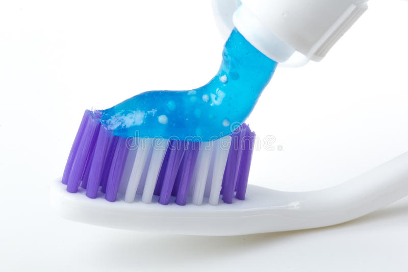 Οδοντόβουρτσα μεταλλικού θόρυβου στοκ φωτογραφία με δικαίωμα ελεύθερης χρήσης