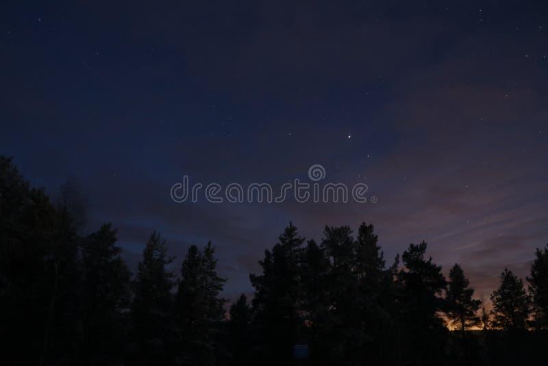 Ο ουρανός είναι ανοικτός για μας στοκ εικόνες με δικαίωμα ελεύθερης χρήσης