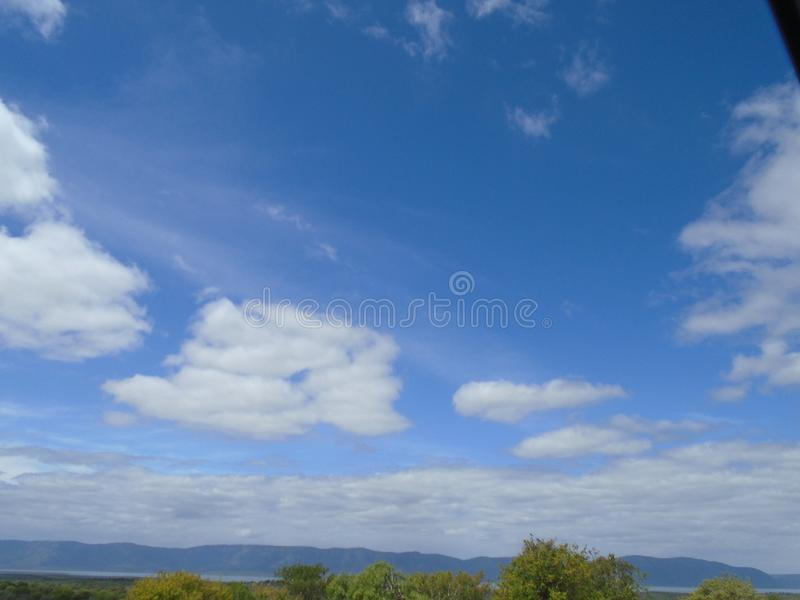 Ο ουρανός είναι ο βασιλιάς του awsomeness στοκ φωτογραφία με δικαίωμα ελεύθερης χρήσης