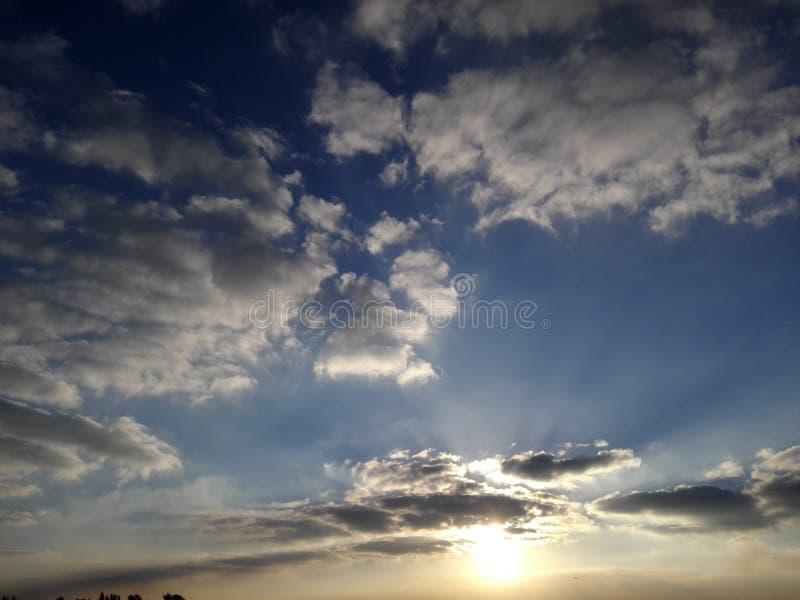 Ο ουρανός στοκ φωτογραφία