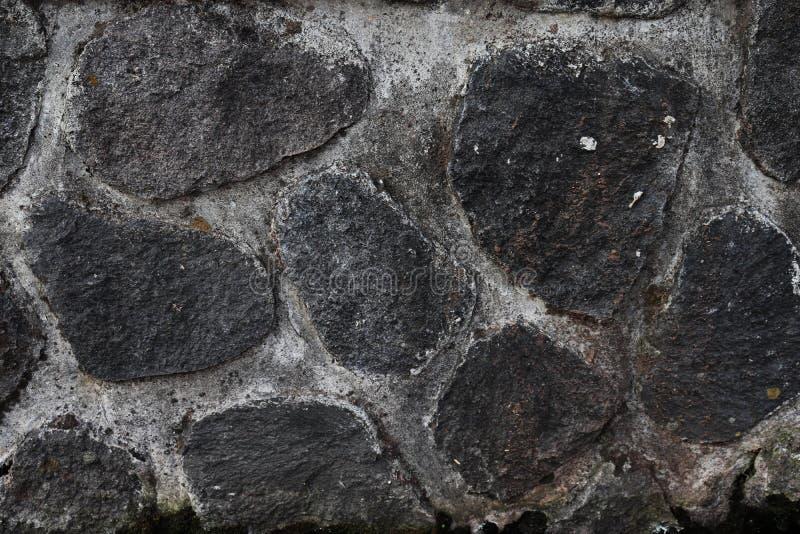 Ο πέτρινος τοίχος, σύσταση προκύπτει, υπόβαθρο, στοκ φωτογραφία με δικαίωμα ελεύθερης χρήσης