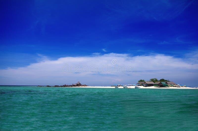 Ο παράδεισος στοκ φωτογραφία με δικαίωμα ελεύθερης χρήσης