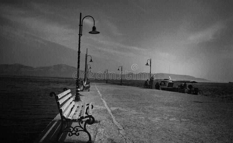 Ο παλαιός λιμένας στοκ φωτογραφία