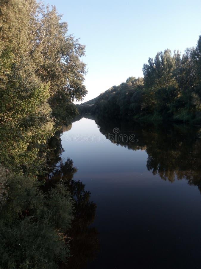 Ο ποταμός μου στοκ εικόνες με δικαίωμα ελεύθερης χρήσης