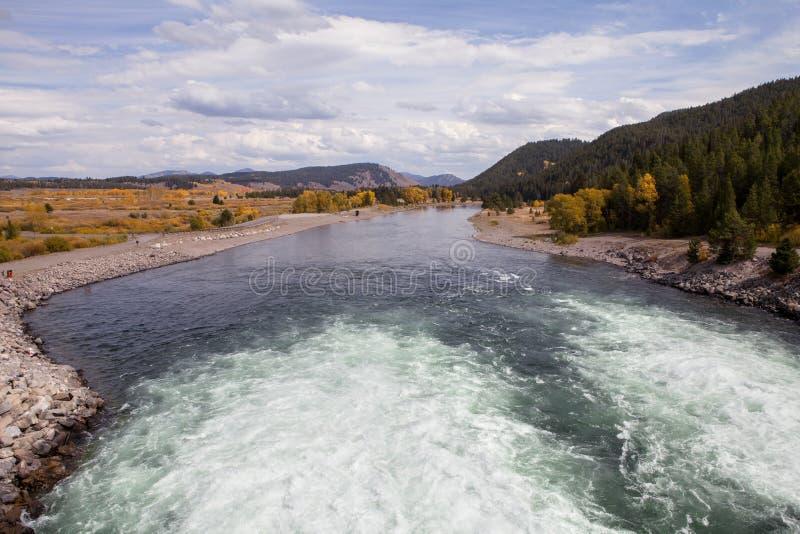 Ο ποταμός φιδιών στοκ φωτογραφίες με δικαίωμα ελεύθερης χρήσης
