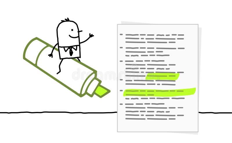 ο πράσινος δείκτης υπογ&rh απεικόνιση αποθεμάτων