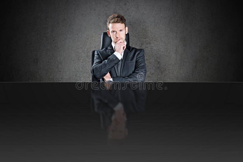 Ο προϊστάμενος στοκ φωτογραφία με δικαίωμα ελεύθερης χρήσης