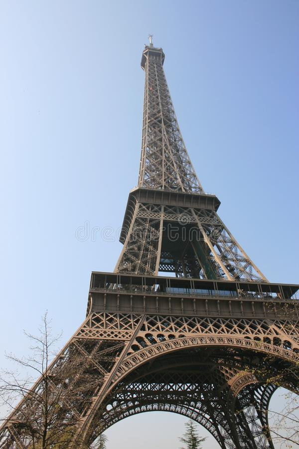 Ο πύργος του Άιφελ, Παρίσι - 7 στοκ φωτογραφίες με δικαίωμα ελεύθερης χρήσης