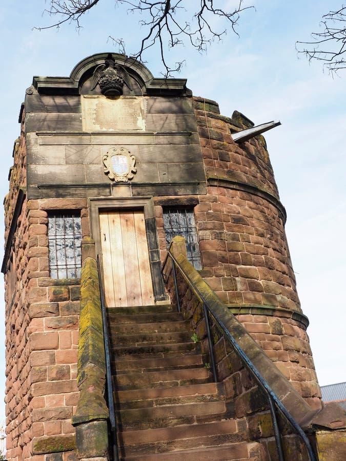 Ο πύργος Τσέστερ, βαθμός 1 του Phoenix απαρίθμησε την οικοδόμηση στοκ εικόνες