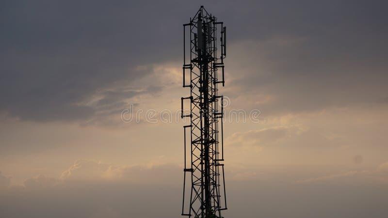 Ο πύργος στοκ εικόνες