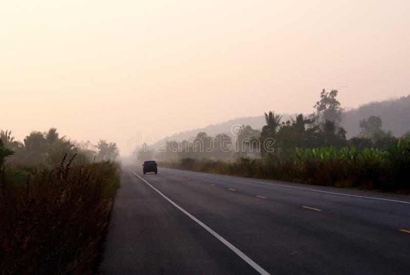 Ο δρόμος στοκ φωτογραφίες με δικαίωμα ελεύθερης χρήσης