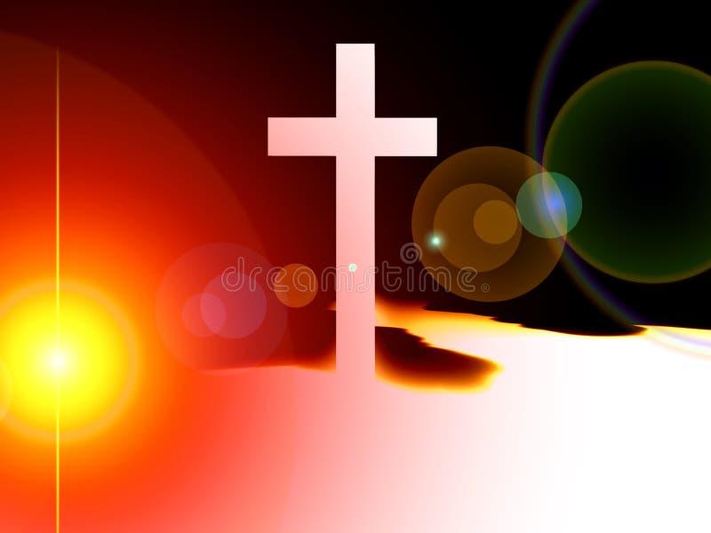 Ο σταυρός 49 απεικόνιση αποθεμάτων
