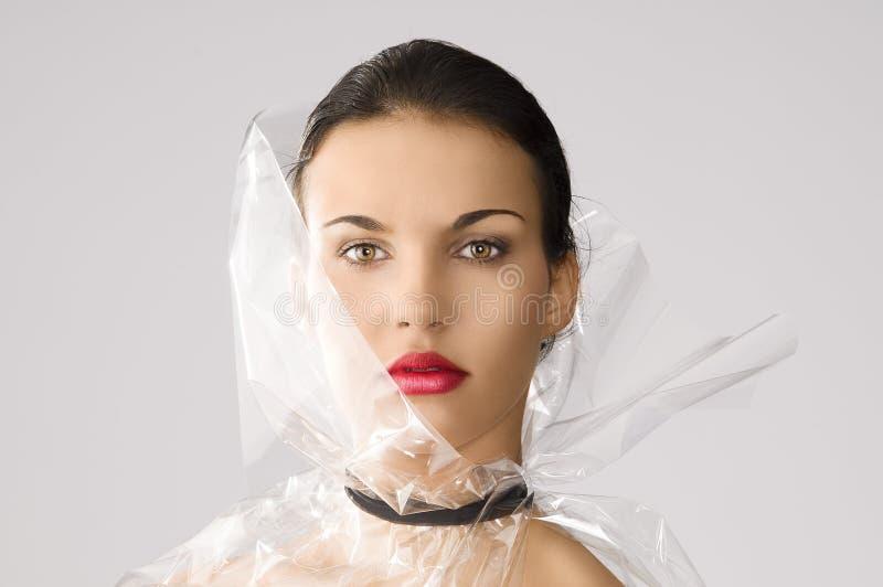 ο φακός ομορφιάς φαίνεται ύφος στοκ εικόνα με δικαίωμα ελεύθερης χρήσης