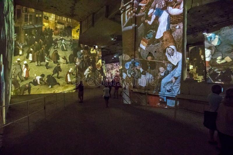 Ο φανταστικός και θαυμάσιος κόσμος Bosch, Brueghel και Arcimboldo στοκ εικόνες