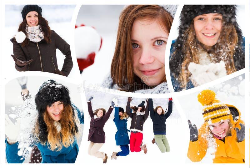 Ο χειμώνας στηριγμάτων οι ίδιοι έρχεται στοκ εικόνες με δικαίωμα ελεύθερης χρήσης