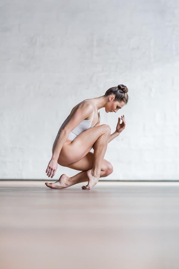 Ο χορευτής στοκ εικόνες με δικαίωμα ελεύθερης χρήσης