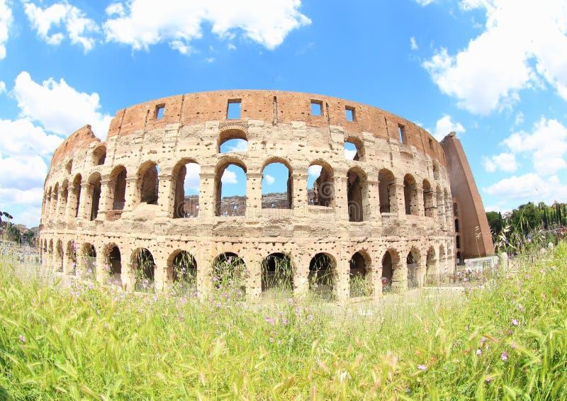 Ο χώρος Colosseum, Ρώμη στοκ φωτογραφία με δικαίωμα ελεύθερης χρήσης