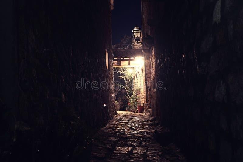 Οδός ι νύχτας στοκ φωτογραφία με δικαίωμα ελεύθερης χρήσης