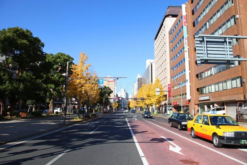 Οδός σε Yokohama στοκ φωτογραφία με δικαίωμα ελεύθερης χρήσης