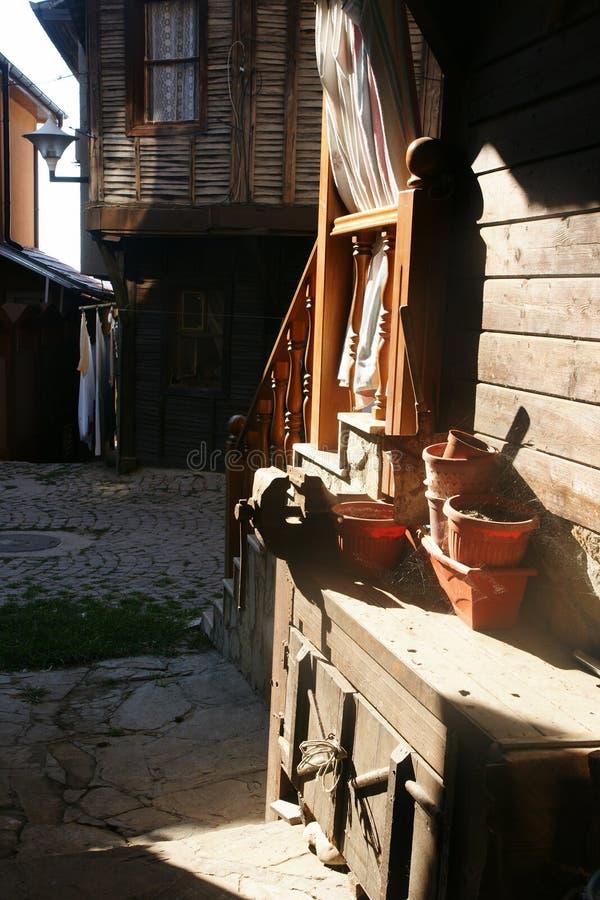 Οδός Sozopol 3 στοκ φωτογραφίες
