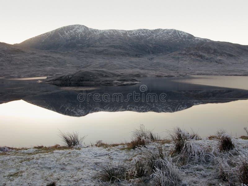 ο Garry ο χειμώνας της Σκωτία&sigma στοκ φωτογραφία