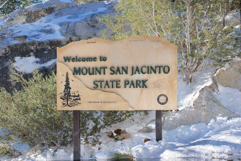 ο Jacinto επικολλά το SAN στοκ εικόνες με δικαίωμα ελεύθερης χρήσης