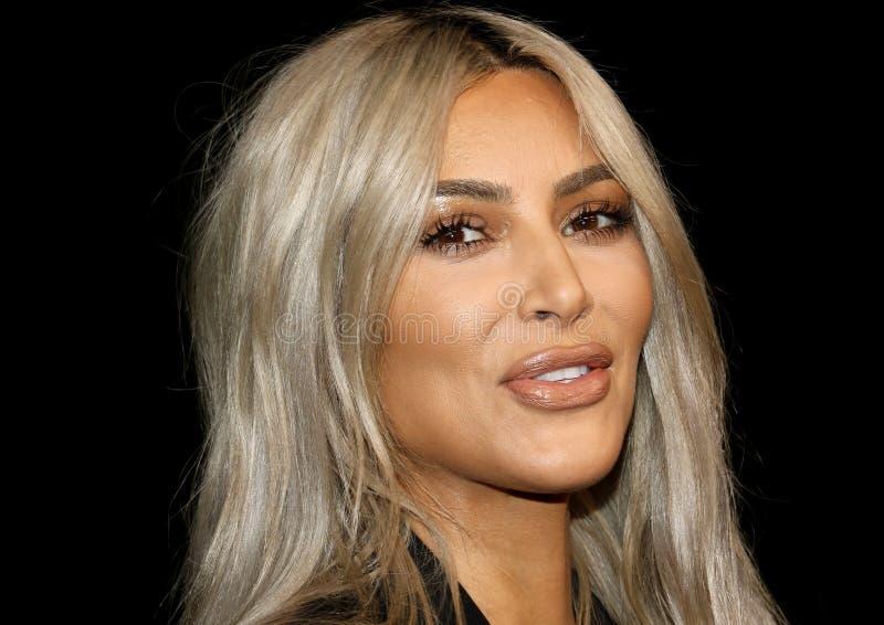ο kardashian Kim στοκ εικόνες
