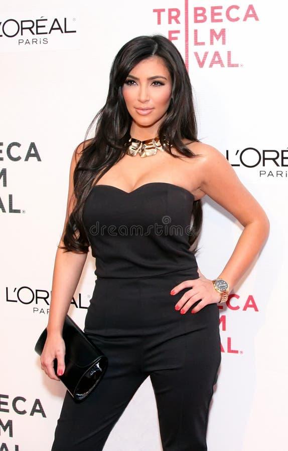 ο kardashian Kim στοκ φωτογραφίες με δικαίωμα ελεύθερης χρήσης