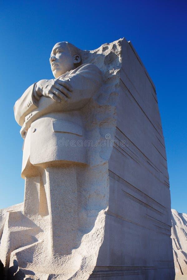 Ο Martin Luther King, νεώτερο μνημείο στο Washington DC, ΗΠΑ στοκ φωτογραφίες με δικαίωμα ελεύθερης χρήσης