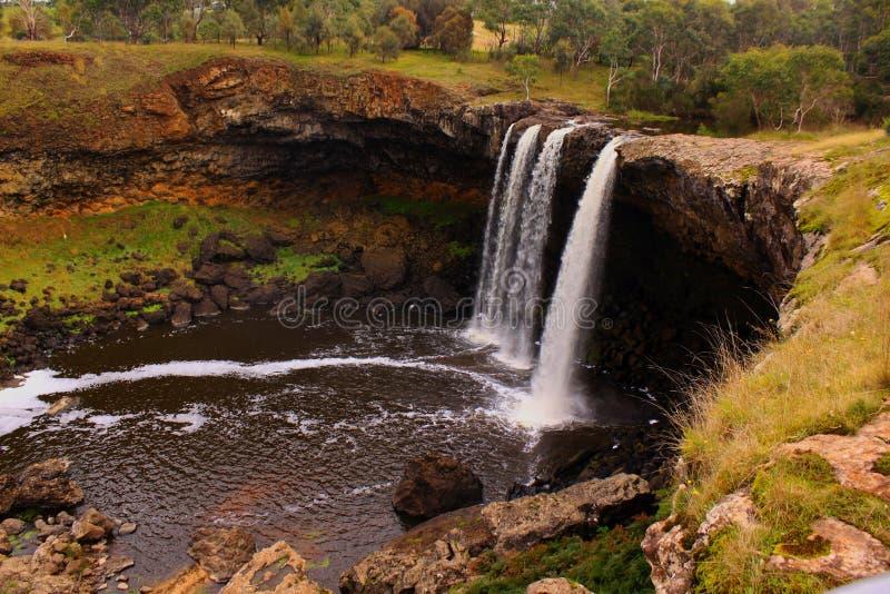 Ο Wannon πέφτει στο Χάμιλτον της Αυστραλίας στοκ εικόνες
