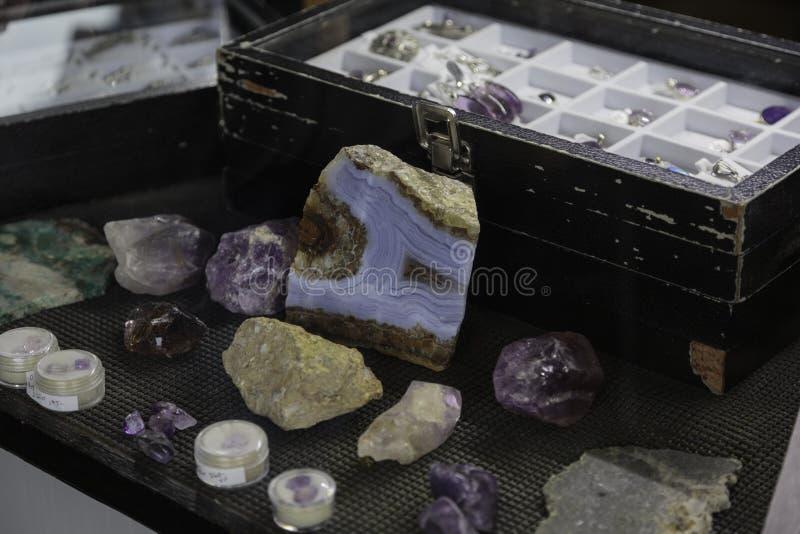 Πάγκος εργασίας Jewelers στοκ εικόνα με δικαίωμα ελεύθερης χρήσης
